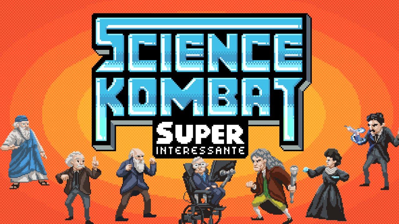 videojuego ciencia