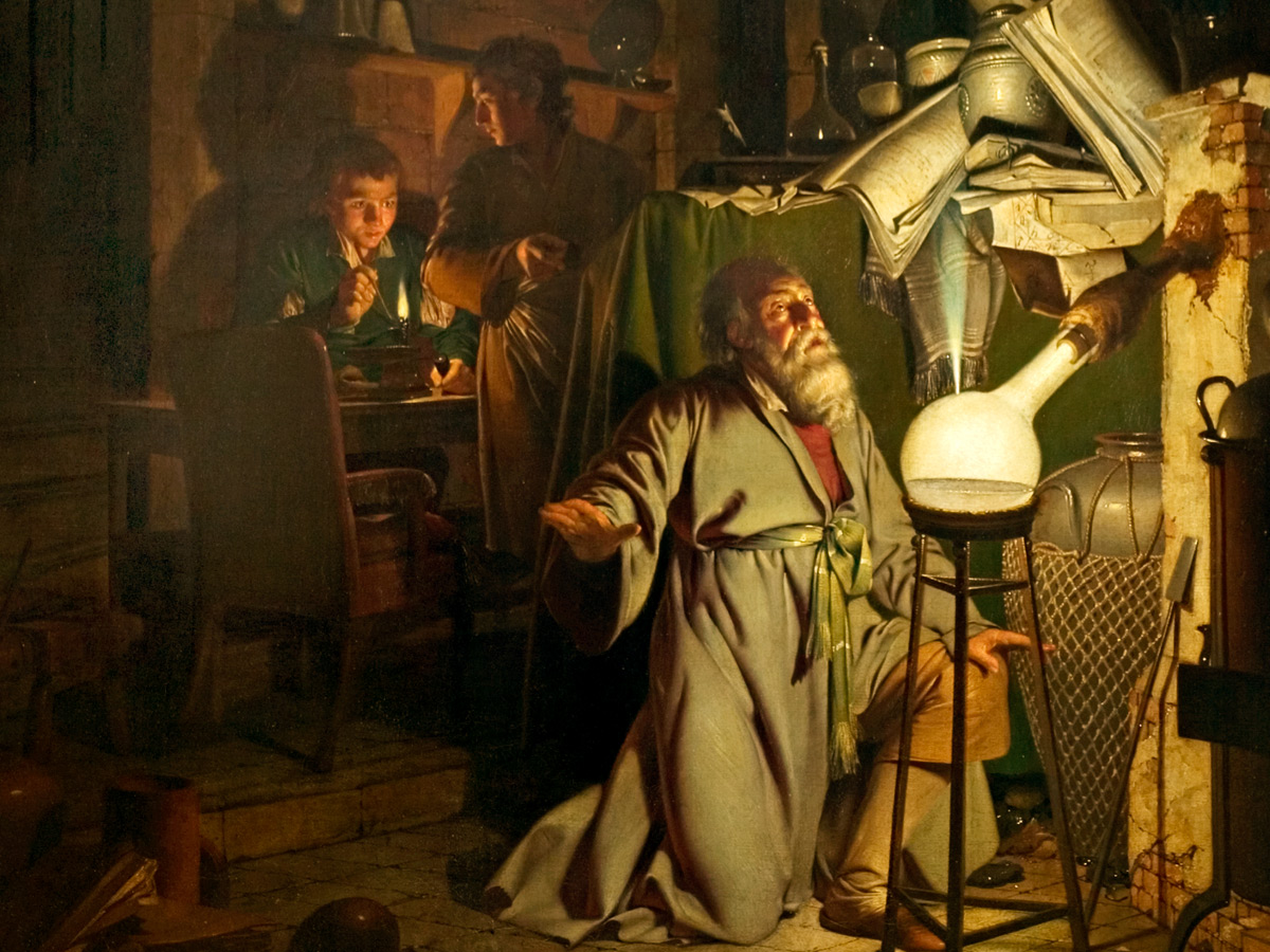 Alquimia moderna, ¿se ha conseguido hidrógeno metálico?