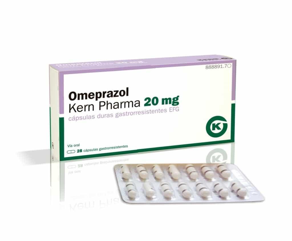 Para q sirve el omeprazol de 20 mg